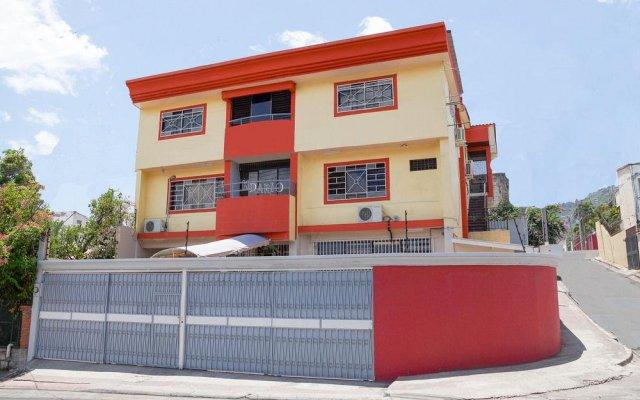 Отель Hogartel Dario Гондурас, Тегусигальпа - отзывы, цены и фото номеров - забронировать отель Hogartel Dario онлайн вид на фасад