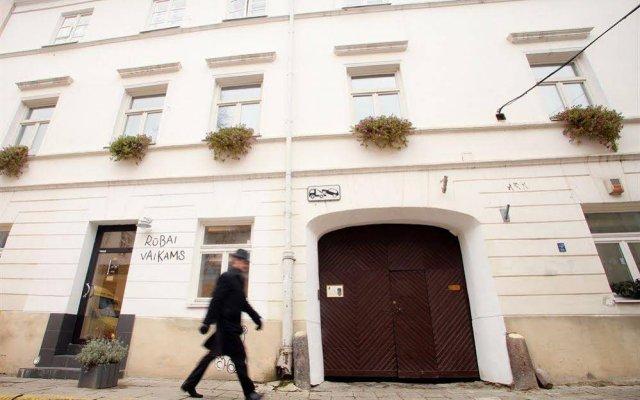 Отель Skapo Литва, Вильнюс - 2 отзыва об отеле, цены и фото номеров - забронировать отель Skapo онлайн вид на фасад