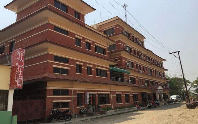 Отель Little Buddha Непал, Лумбини - отзывы, цены и фото номеров - забронировать отель Little Buddha онлайн вид на фасад