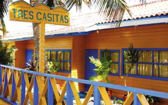 Отель Tres Casitas Welcome Колумбия, Сан-Андрес - отзывы, цены и фото номеров - забронировать отель Tres Casitas Welcome онлайн вид на фасад