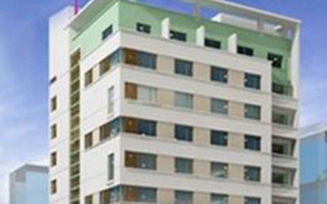 Hue Smile Hotel вид на фасад