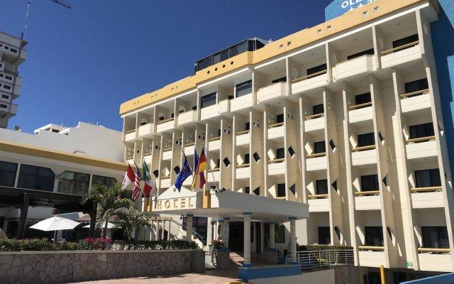 Olas Altas Inn Hotel & Spa вид на фасад