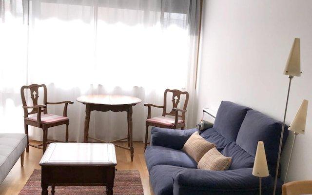 Отель With one Bedroom in Baiona, With Wonderful City View Испания, Байона - отзывы, цены и фото номеров - забронировать отель With one Bedroom in Baiona, With Wonderful City View онлайн комната для гостей