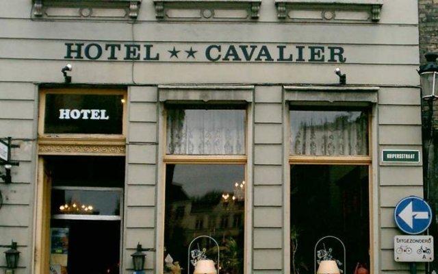Отель Cavalier Бельгия, Брюгге - отзывы, цены и фото номеров - забронировать отель Cavalier онлайн вид на фасад