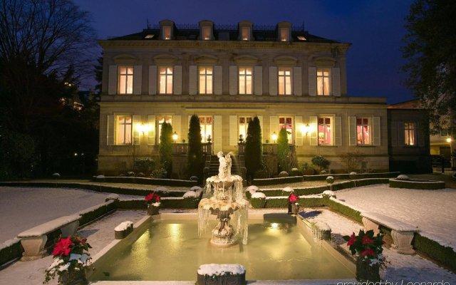 Отель Belle Epoque Baden Baden Германия, Баден-Баден - отзывы, цены и фото номеров - забронировать отель Belle Epoque Baden Baden онлайн вид на фасад