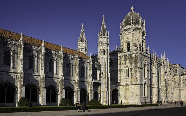 Corinthia Hotel Lisbon вид на фасад