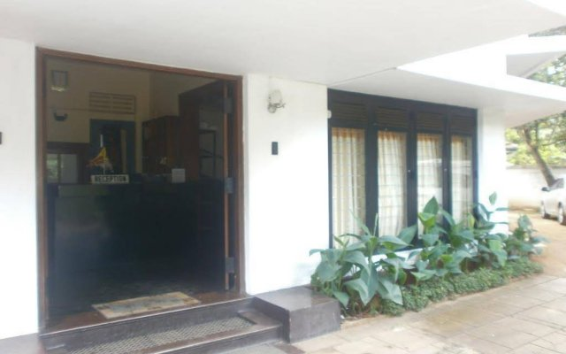 Hotel Sunny Lanka Канди вид на фасад