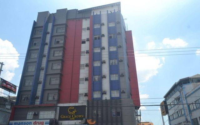 Grace Crown Hotel вид на фасад