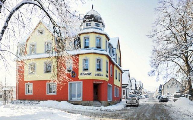 Отель Pytloun Design Hotel Чехия, Либерец - отзывы, цены и фото номеров - забронировать отель Pytloun Design Hotel онлайн вид на фасад
