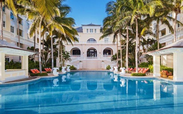 Отель Jewel Grande Montego Bay Resort & Spa вид на фасад