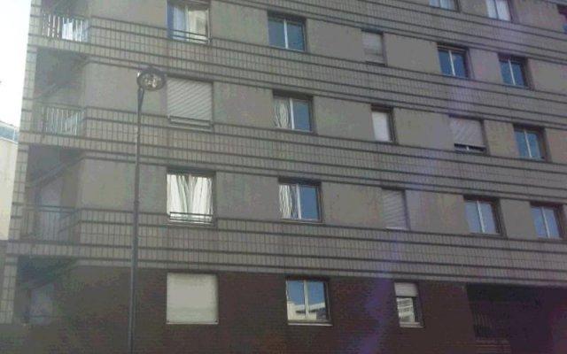 Bridgestreet Montparnasse Hotel вид на фасад