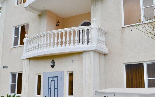 Гостиница Guest House Usadba вид на фасад