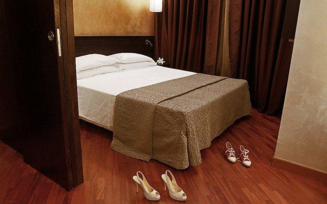 Отель Re Di Roma Рим комната для гостей