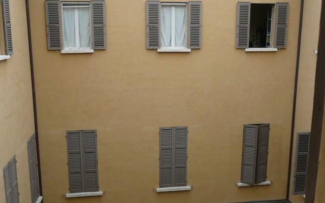 Отель Heart of Parma Парма вид на фасад
