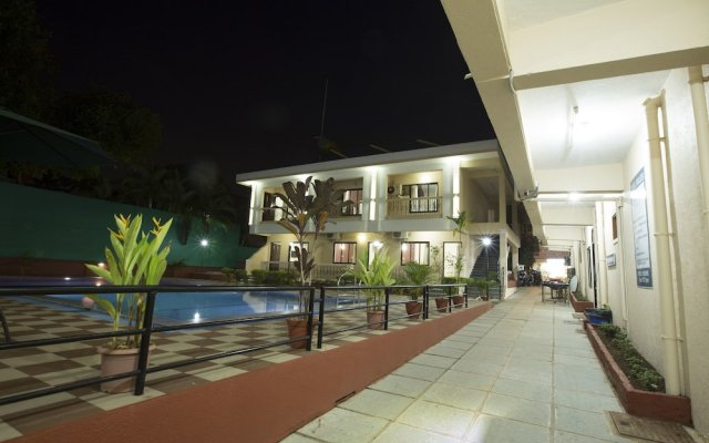 Serenity by the Sea Beach Resort in Candolim, India from 35$, photos, reviews - zenhotels.com hotel front