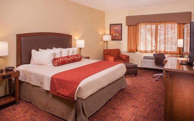 Отель Best Western Plus Inn Of Williams комната для гостей