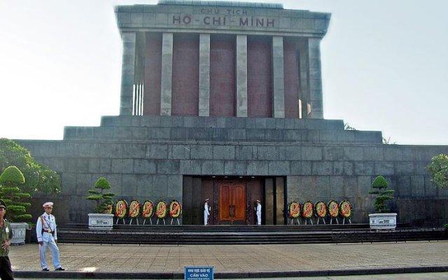 Отель Cherry Hotel 2 Вьетнам, Ханой - отзывы, цены и фото номеров - забронировать отель Cherry Hotel 2 онлайн вид на фасад