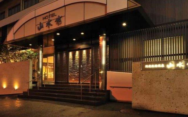 Отель Sansuikan Япония, Беппу - отзывы, цены и фото номеров - забронировать отель Sansuikan онлайн вид на фасад