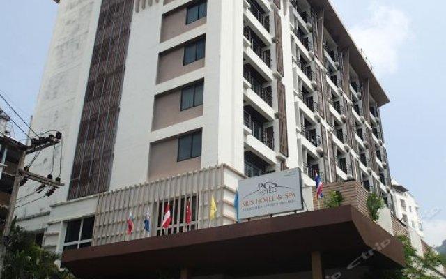 Отель PGS Hotels Patong вид на фасад