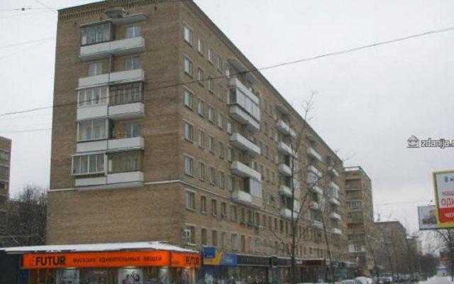 Апартаменты LikeHome Apartments Frunzenskaya вид на фасад