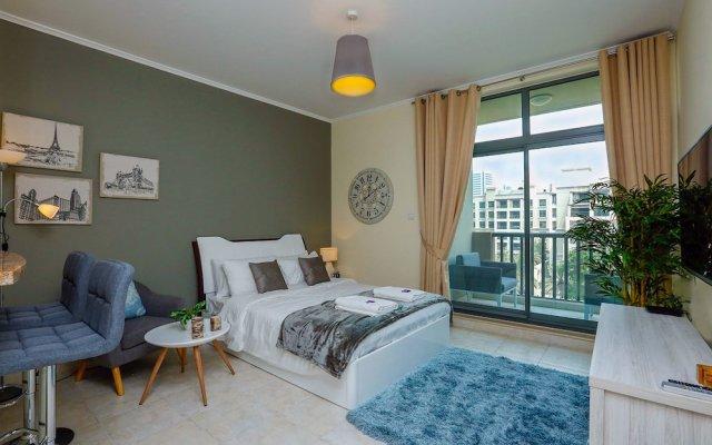 Отель Kennedy Towers - Links Canal ОАЭ, Дубай - отзывы, цены и фото номеров - забронировать отель Kennedy Towers - Links Canal онлайн комната для гостей