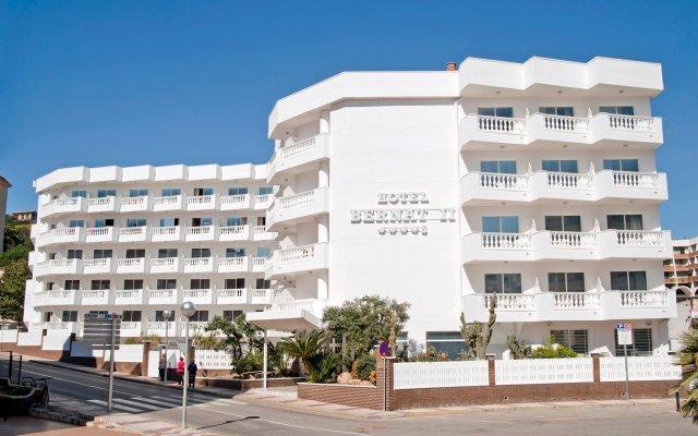 Отель Bernat II Испания, Калелья - 3 отзыва об отеле, цены и фото номеров - забронировать отель Bernat II онлайн вид на фасад