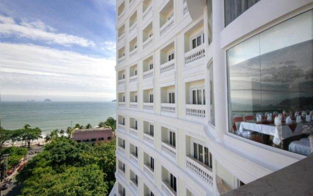 Nha Trang Palace Hotel вид на фасад
