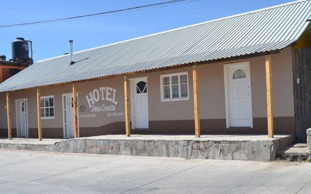 Отель Doña Crucita Мексика, Креэль - отзывы, цены и фото номеров - забронировать отель Doña Crucita онлайн вид на фасад