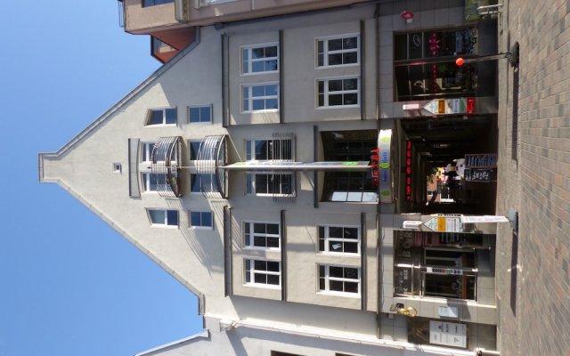 Hotel Garni Am Hopfenmarkt вид на фасад
