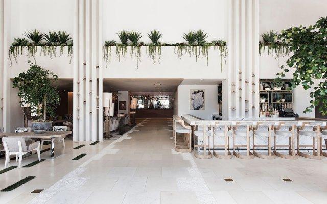 Отель Dream Hollywood США, Лос-Анджелес - отзывы, цены и фото номеров - забронировать отель Dream Hollywood онлайн вид на фасад