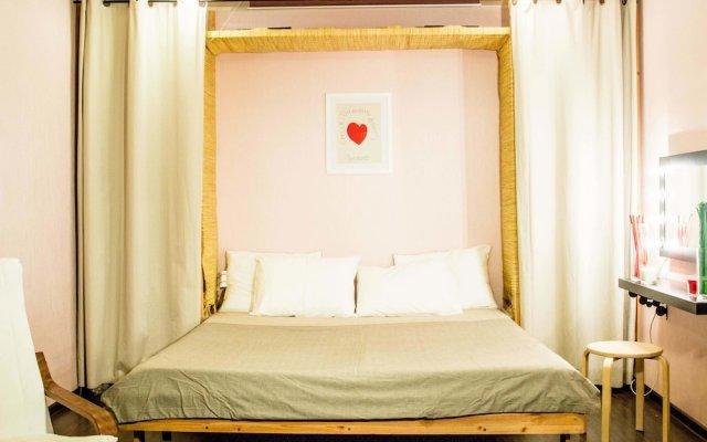 Апартаменты Funny Dolphins Apartments VDNKH комната для гостей