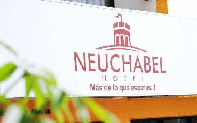 Отель Ayenda 1418 Neuchabel Колумбия, Кали - отзывы, цены и фото номеров - забронировать отель Ayenda 1418 Neuchabel онлайн вид на фасад
