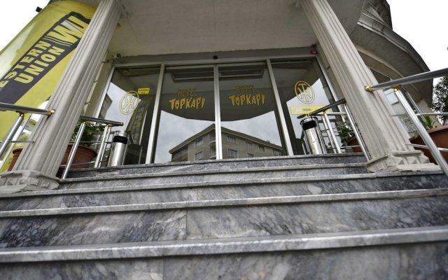 Hotel Topkapi вид на фасад
