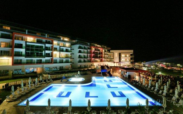 Ulu Resort Hotel - All Inclusive вид на фасад