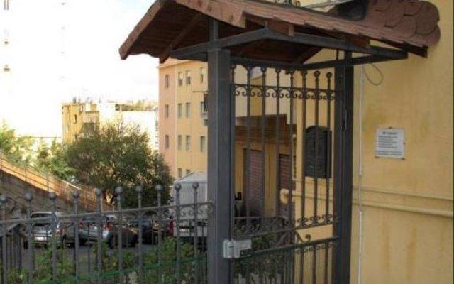 Отель Il Mandorlo Агридженто вид на фасад