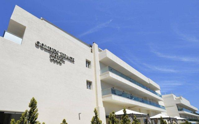 Golden Beach Hotel вид на фасад