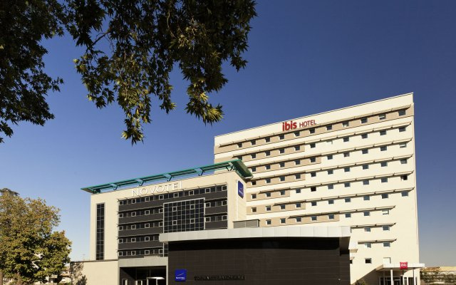 Ibis Gaziantep Турция, Газиантеп - отзывы, цены и фото номеров - забронировать отель Ibis Gaziantep онлайн вид на фасад