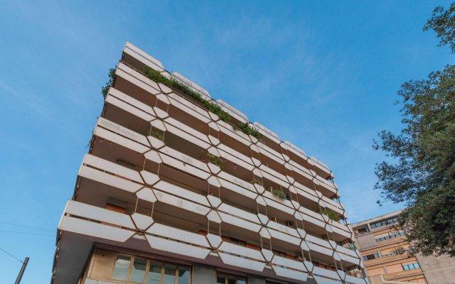 Отель Larala Лечче вид на фасад