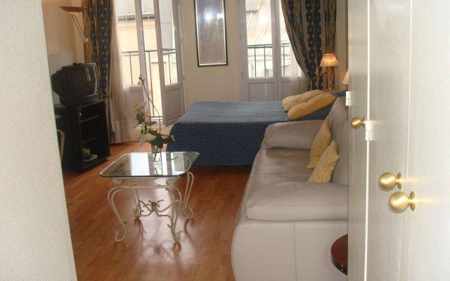 Отель Quartier Latin 1 Apartment Франция, Париж - отзывы, цены и фото номеров - забронировать отель Quartier Latin 1 Apartment онлайн комната для гостей