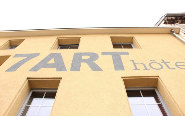 7 Art Hotel Cannes 0