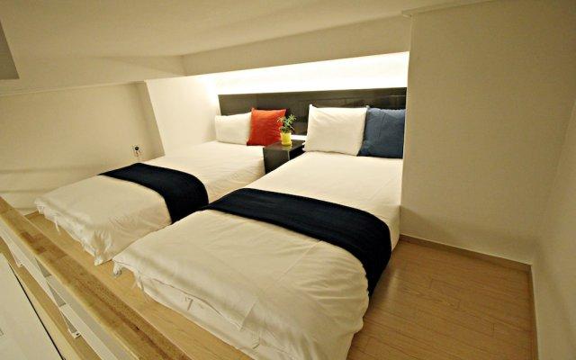 Апартаменты The Sweet Castle Apartment комната для гостей