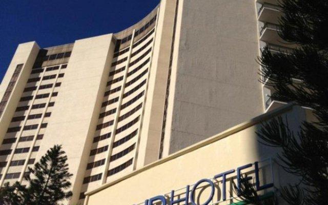 Grand Hotel Acapulco вид на фасад