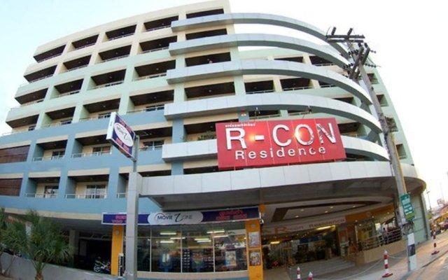 Отель R-Con Residence вид на фасад