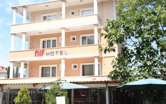 Отель Payidar Suite вид на фасад