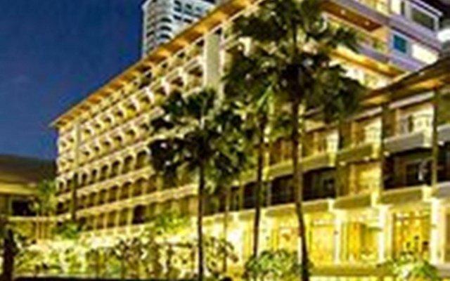 Отель Welcome World Beach Resort & Spa Таиланд, Паттайя - отзывы, цены и фото номеров - забронировать отель Welcome World Beach Resort & Spa онлайн вид на фасад