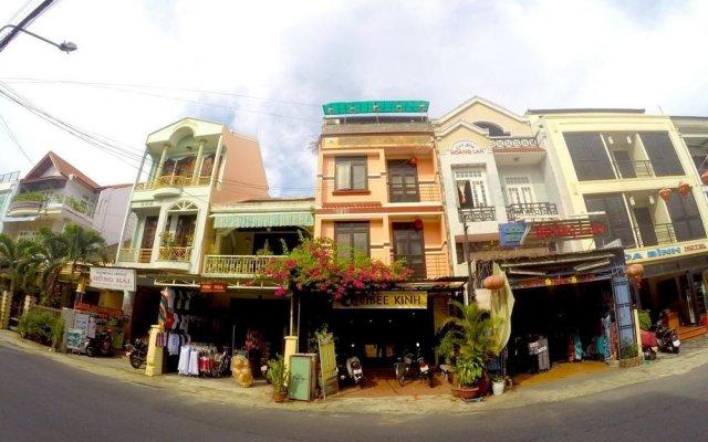 Tribee Kinh Hostel вид на фасад
