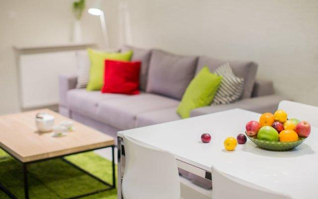 Апартаменты Mojito Apartments - Botanica вид на фасад