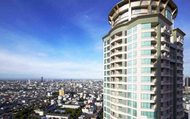 Oaks Bangkok Sathorn Hotel пляж