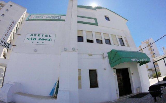 S. Jose Algarve Hostel вид на фасад