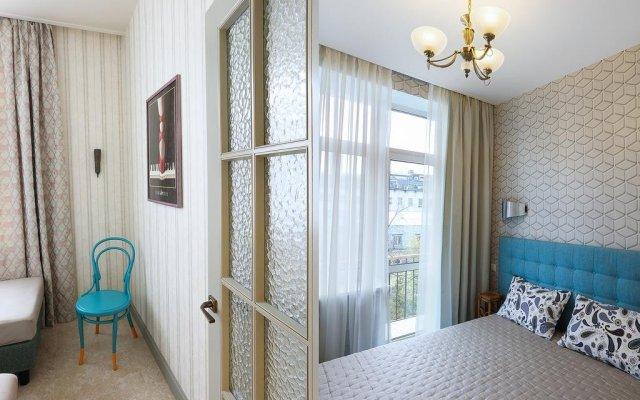 Гостиница Apartdecor Paveletskaya комната для гостей